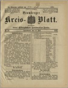 Bromberger Kreis-Blatt, 1888, nr 56
