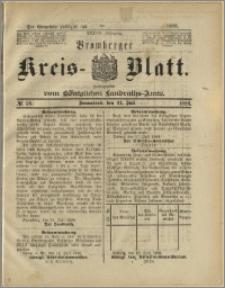 Bromberger Kreis-Blatt, 1888, nr 58
