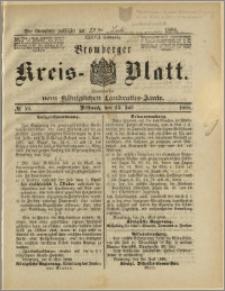 Bromberger Kreis-Blatt, 1888, nr 59