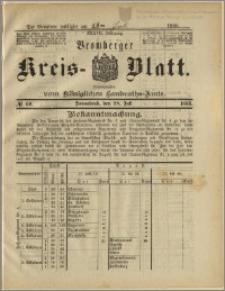 Bromberger Kreis-Blatt, 1888, nr 60