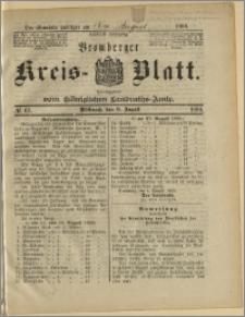 Bromberger Kreis-Blatt, 1888, nr 63