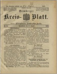 Bromberger Kreis-Blatt, 1888, nr 64