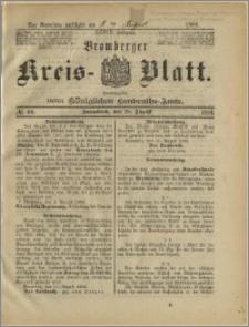 Bromberger Kreis-Blatt, 1888, nr 66