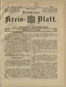 Bromberger Kreis-Blatt, 1888, nr 67