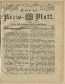 Bromberger Kreis-Blatt, 1888, nr 68