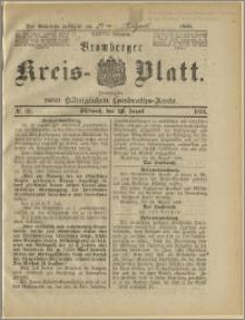Bromberger Kreis-Blatt, 1888, nr 69