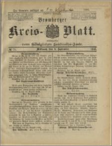 Bromberger Kreis-Blatt, 1888, nr 71