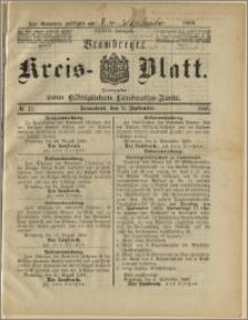 Bromberger Kreis-Blatt, 1888, nr 72