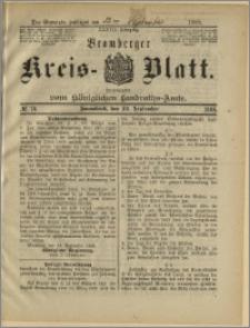 Bromberger Kreis-Blatt, 1888, nr 76