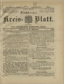Bromberger Kreis-Blatt, 1888, nr 77