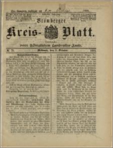 Bromberger Kreis-Blatt, 1888, nr 79
