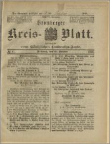 Bromberger Kreis-Blatt, 1888, nr 81