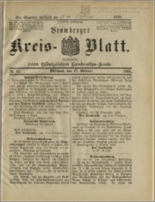 Bromberger Kreis-Blatt, 1888, nr 83