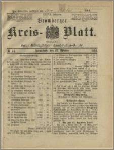 Bromberger Kreis-Blatt, 1888, nr 86
