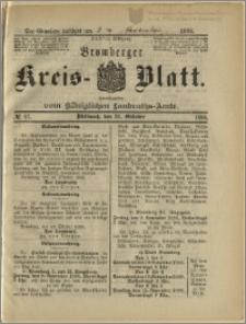 Bromberger Kreis-Blatt, 1888, nr 87