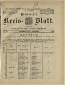 Bromberger Kreis-Blatt, 1888, nr 88