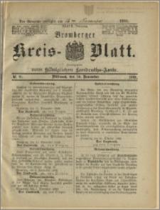 Bromberger Kreis-Blatt, 1888, nr 91