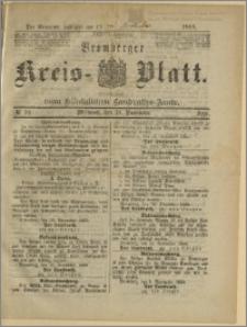 Bromberger Kreis-Blatt, 1888, nr 93
