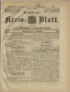 Bromberger Kreis-Blatt, 1888, nr 98