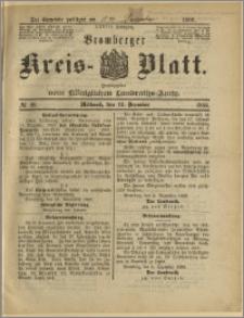 Bromberger Kreis-Blatt, 1888, nr 99