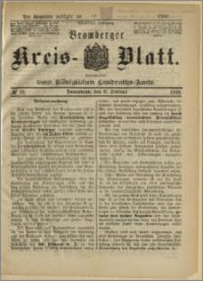 Bromberger Kreis-Blatt, 1889, nr 12