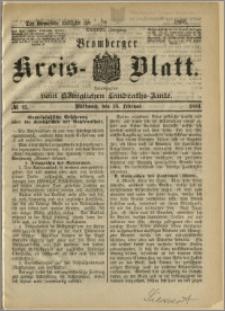 Bromberger Kreis-Blatt, 1889, nr 13