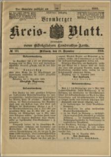 Bromberger Kreis-Blatt, 1889, nr 101