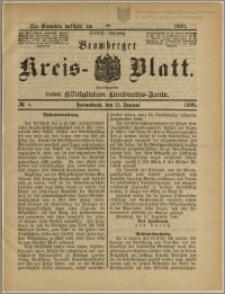 Bromberger Kreis-Blatt, 1890, nr 4