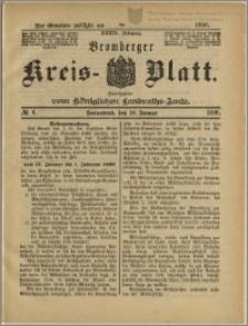 Bromberger Kreis-Blatt, 1890, nr 6