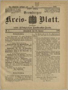 Bromberger Kreis-Blatt, 1890, nr 8