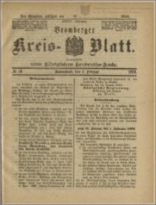 Bromberger Kreis-Blatt, 1890, nr 10
