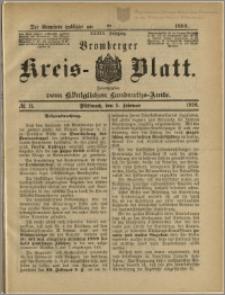 Bromberger Kreis-Blatt, 1890, nr 11