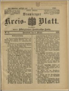Bromberger Kreis-Blatt, 1890, nr 12