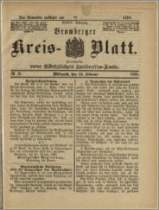 Bromberger Kreis-Blatt, 1890, nr 13