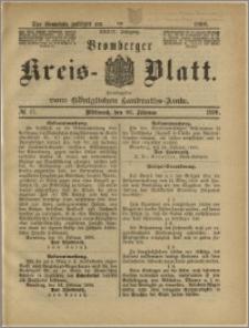 Bromberger Kreis-Blatt, 1890, nr 17