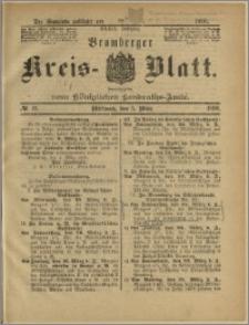 Bromberger Kreis-Blatt, 1890, nr 19