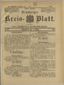 Bromberger Kreis-Blatt, 1890, nr 22