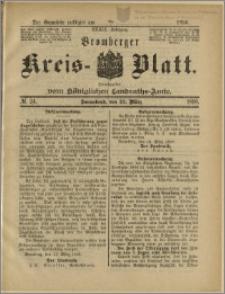 Bromberger Kreis-Blatt, 1890, nr 24