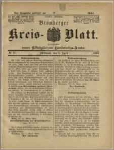 Bromberger Kreis-Blatt, 1890, nr 27