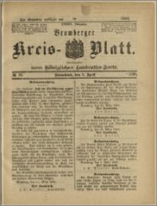 Bromberger Kreis-Blatt, 1890, nr 28