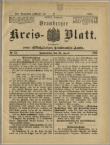 Bromberger Kreis-Blatt, 1890, nr 32