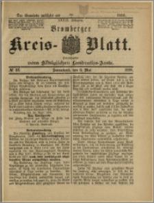 Bromberger Kreis-Blatt, 1890, nr 33