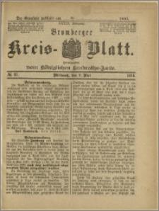 Bromberger Kreis-Blatt, 1890, nr 37
