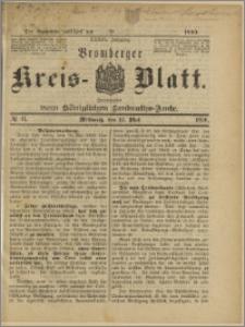Bromberger Kreis-Blatt, 1890, nr 41