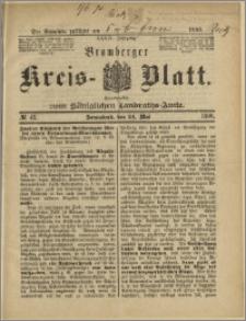Bromberger Kreis-Blatt, 1890, nr 42