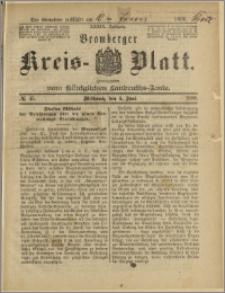 Bromberger Kreis-Blatt, 1890, nr 45