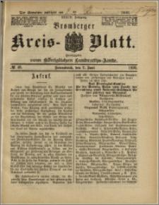 Bromberger Kreis-Blatt, 1890, nr 46