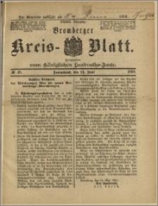 Bromberger Kreis-Blatt, 1890, nr 48