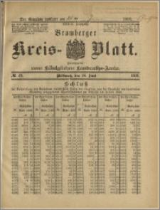 Bromberger Kreis-Blatt, 1890, nr 49
