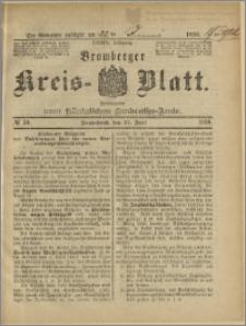 Bromberger Kreis-Blatt, 1890, nr 50